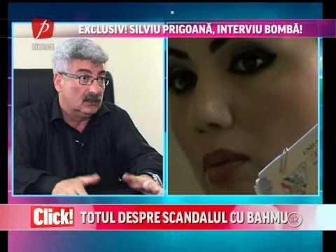Prigoană explică scandalul din mariajul cu Bahmuţeanca - Click, Prima TV