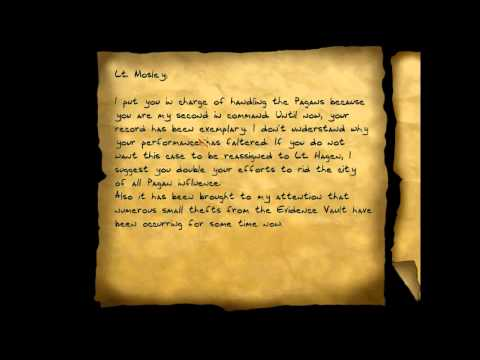 Thief 2: The Metal Age - Mission 03 - Framed! (Walkthrough)