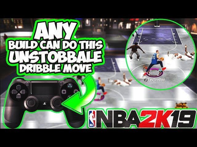 BEST DRIBBLE MOVE ON ANY BUILD TUTORIAL!!! NEVER GET STRIPPED AGAIN!!! NBA 2K19 DRIBBLE GOD GLITCH