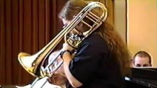 SENIOR RECITAL - MAY 8TH, 1999 - R. CHUCK JACKS (BASS TROMBONE)