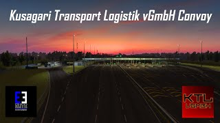 Convoy by Kusagari Transport Logistik vGmbH | Official Video | Elite ENTERTAINMENT Production