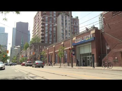 George Brown College – School of Work and College Preparation