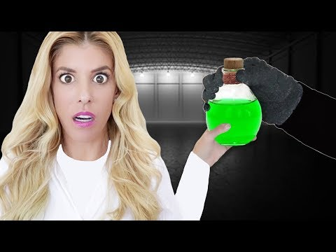 Rebecca Zamolo Takes Lie Detector Potion From Game Master (Hidden Secrets And Code 10 Reveal)