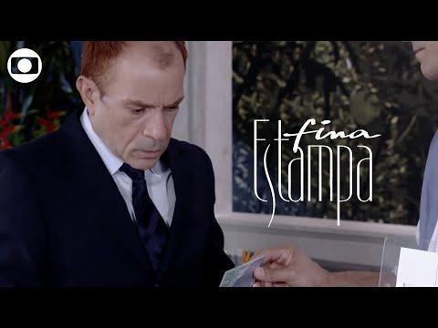 Fina Estampa: capítulo 88 quinta 2 de julho na Globo