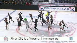 2019  River City Ice Theatre Intermediate Free Skate