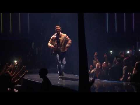 Justin Timberlake SUMMER LOVE/ ROCK YOUR BODY/ SUPPLIES  Québec 13/10/2018