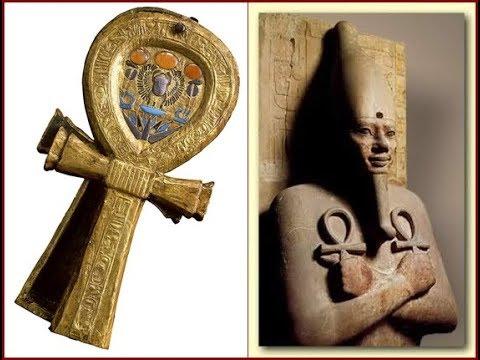 Ancient Egyptian Ankh Symbol Youtube