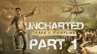 Uncharted | Let's Play Episode 1 | The Road to El Dorado!