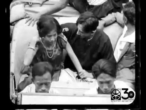 โชคสองชั้น (๒๔๗๐) หนังไทยเรื่องแรก Chok Song Chun 1927