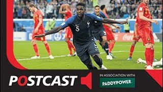 Football Postcast: World Cup Final 2018 Betting Preview