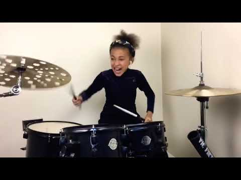 Meat - This 9yr old Gives Dave Grohl a run for his drumming skills