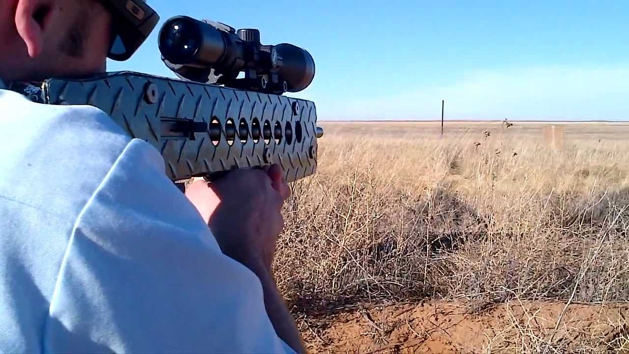 Mossberg 702 Bullpup Stock – Billy Knight
