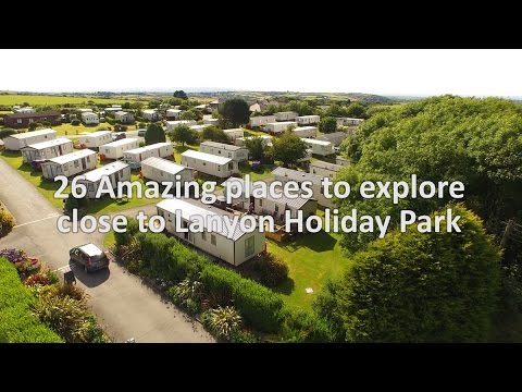 26 Amazing Places To Explore In Cornwall Close To Lanyon Holiday Park