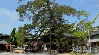 白山神社 [新潟市] Hakusan Jinja [Niigata-shi] (平成25年5月30日)