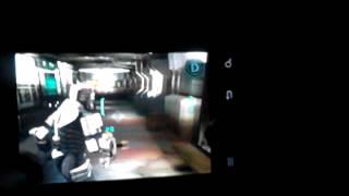 dead space mod para Motorola xt320 (gama media)