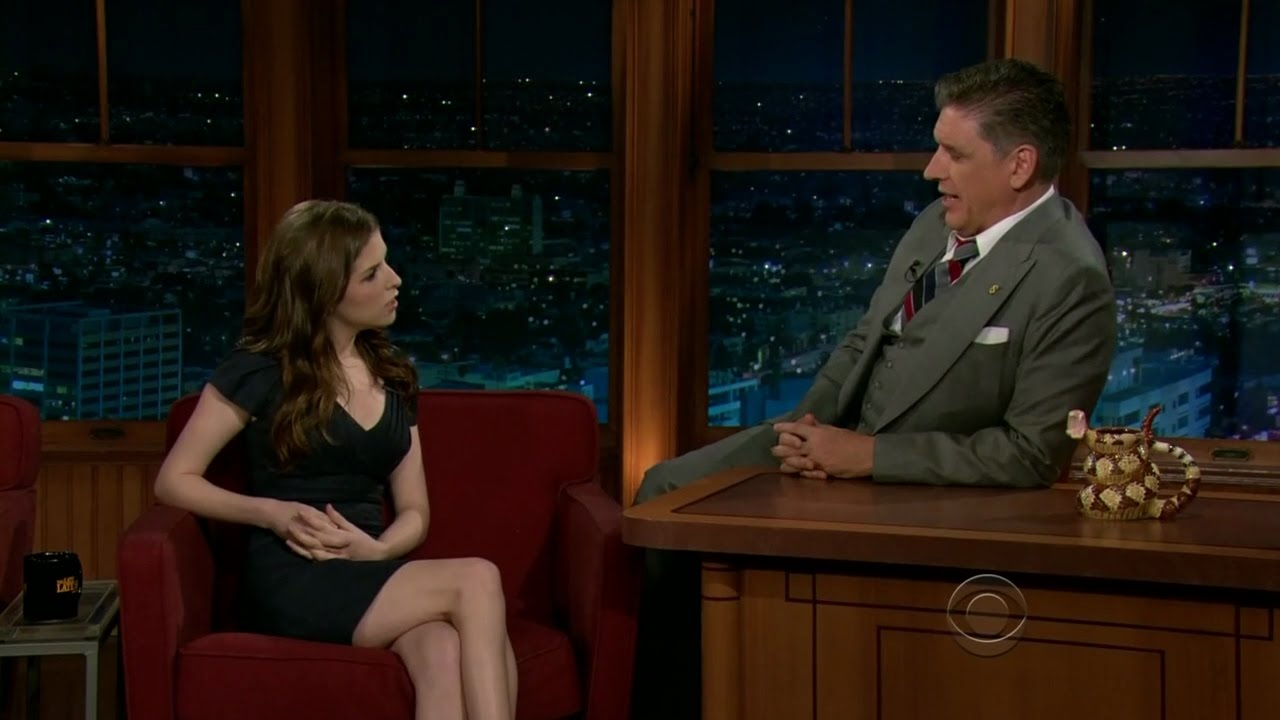 Late Late Show with Cr... Anna Kendrick