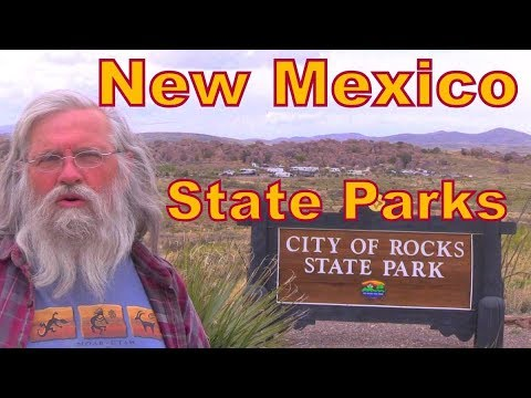 New Mexico State Parks: City of Rocks