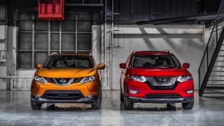 2017 Nissan Rogue Sport designed to expand the audience for Nissan's top-selling Rogue crossover
