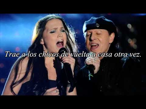 Scorpions & Tarja Turunen - The Good Die Young (Subtitulado) (HD - HQ)