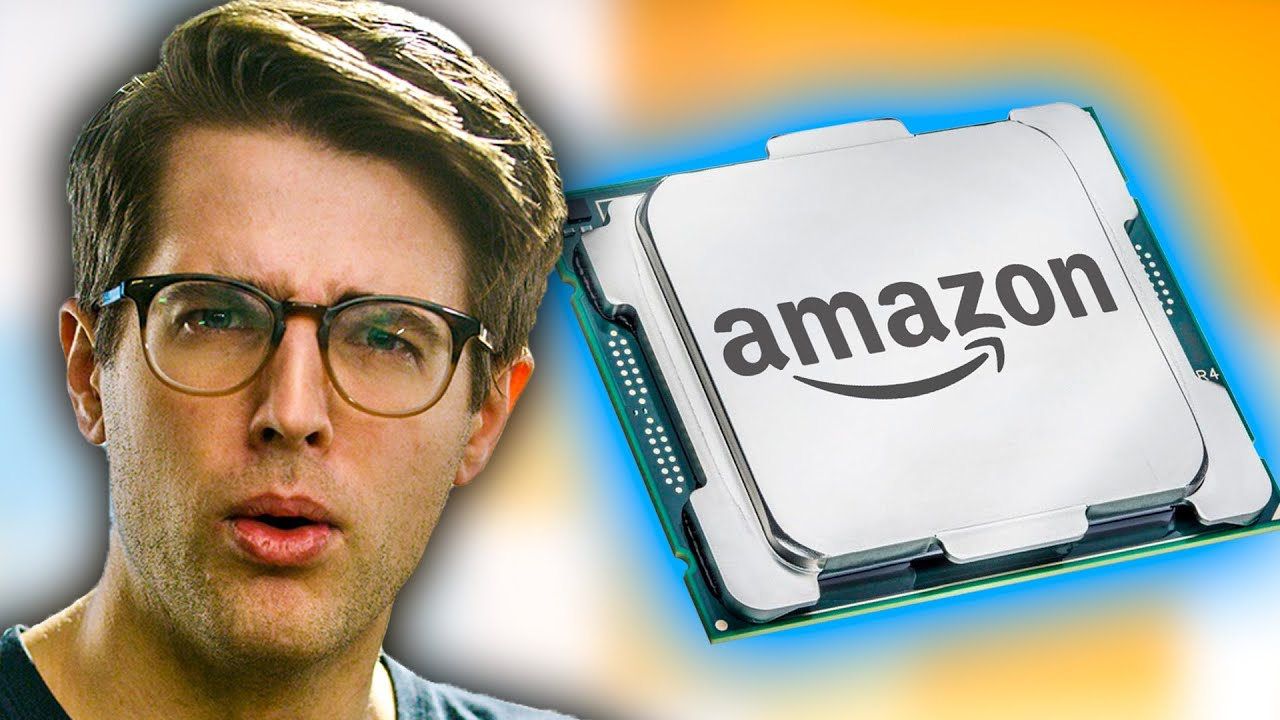 Amazon made a CPU!?