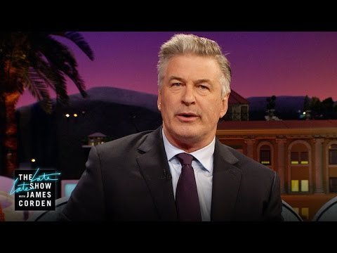 Alec Baldwin Has Had Enough of 'Mommy Finger'