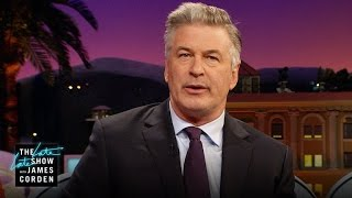 Alec Baldwin Has Had Enough of