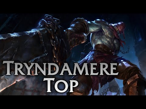 League of Legends | Nightmare Tryndamere Top - Full Game Commentary