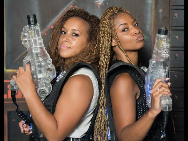 **Laser West** Laser Game en Martinique