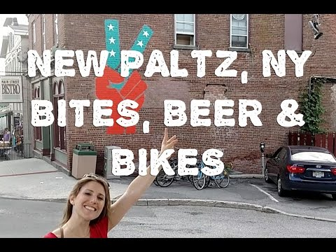 New Paltz NY - Beer, Bites & Bikes - Area Highlights