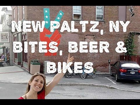 New Paltz NY - Beer, Bites & Bikes - Area Highlights