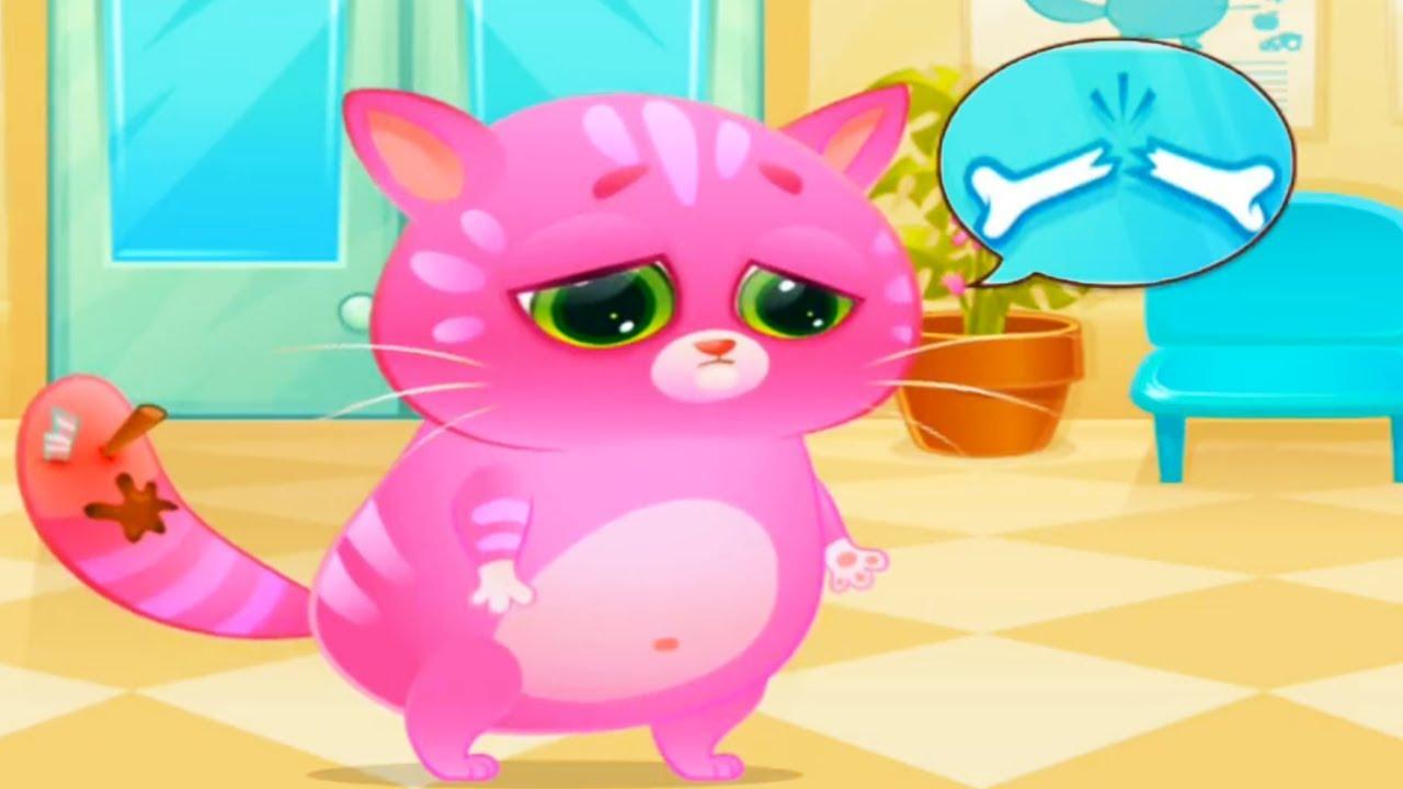 Bubbu - My Virtual Pet - Fun Cute Kitten Care Games For ...