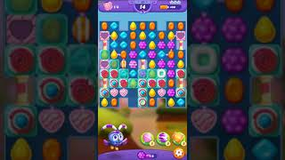 Candy Crush FRIENDS Saga level 131 no boosters