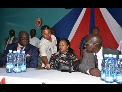 Education CS Amina Mohamed releases KCPE 2018 exams results