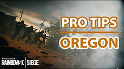 [ENGLISH] RAINBOW SIX SIEGE - Advanced tactics from the ESL Pro League on Oregon