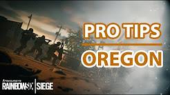 [ENGLISH] RAINBOW SIX SIEGE - Advanced tactics from the ESL Pro League on Oregon