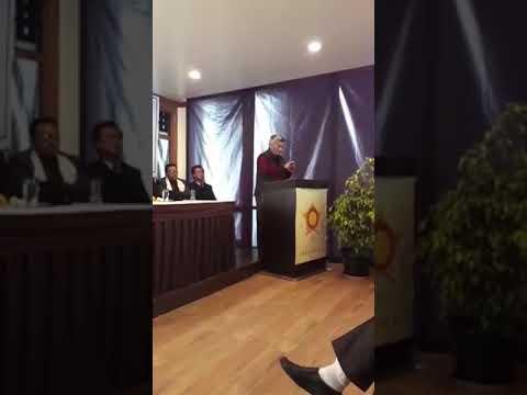 Lt . General Shakti Gurung speech about Gorkhaland