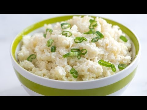 20 Minute Mashed Cauliflower Recipe How to Make Creamy Mashed Cauliflower