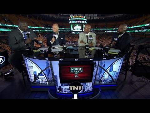 Inside the NBA: Cavaliers-Celtics Game 1 Analysis