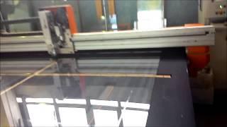 Производство стеклопакетов. Нарезка стекла(, 2014-05-03T18:11:40.000Z)