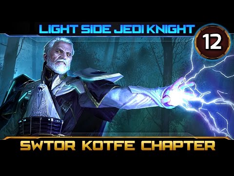 SWTOR Knights of the Fallen Empire ► CHAPTER 12, Visions in the Dark - Light Side Jedi Knight