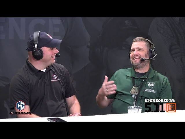 Talking Training and Self Defense with John Correia – USCCA Expo 2019 Day 2