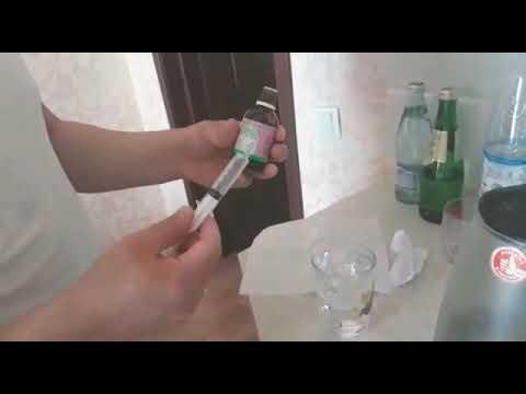 Укропная вода. Способ приготовления. Инструкция для мам и пап