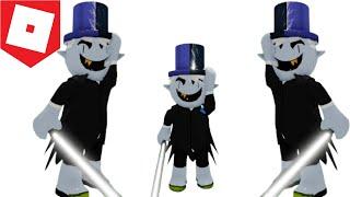 Джентльмен - как получить новый скин пиги + медаль в онлайн игре Лучшая ролевая игра Пиги в роблокс