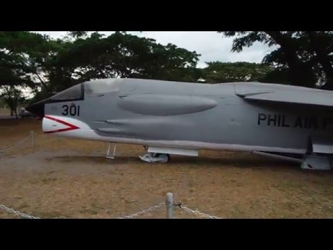 PHIL AIR FORCE JET 301 - Clark Philippines