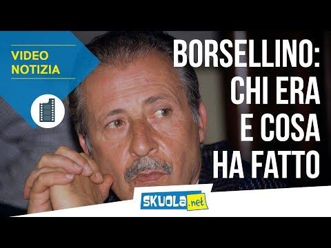 Paolo Borsellino: tutto quello da sapere