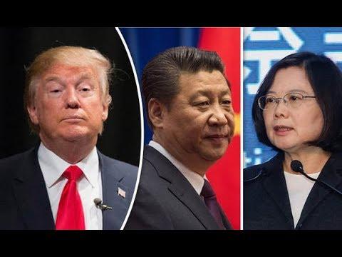 ALARMA TOTAL: CHINA AMENAZA CON INVADIR A ESTADOS UNIDOS SI PISAN TAIWAN