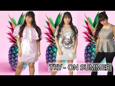 Summer dress haul 2018