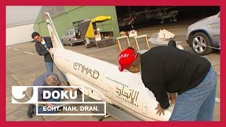 FLIEGT das A380 MODELL? – Meister der Modelle | Experience – Die Reportage | kabel eins Doku