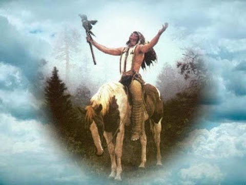 SPIRITUAL WARRIOR   (Brulé   Airo   Paha Sapa)