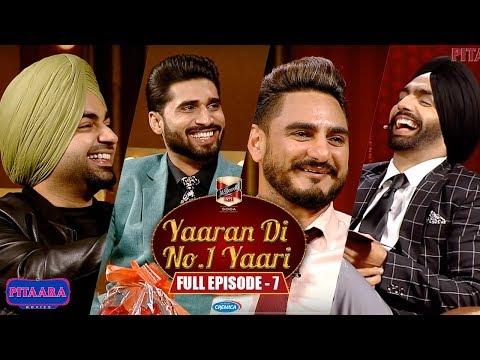 Kulwinder Billa, Shivjot & Jordan Sandhu | Ammy Virk | Yaaran Di No.1 Yaari Episode 7 | PitaaraTV